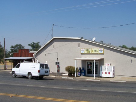 Newly painted store exterior. Commercial painting performed by Gildersleeve Painting