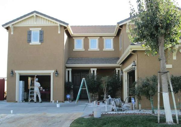House Painting in Marysville, CA (1)